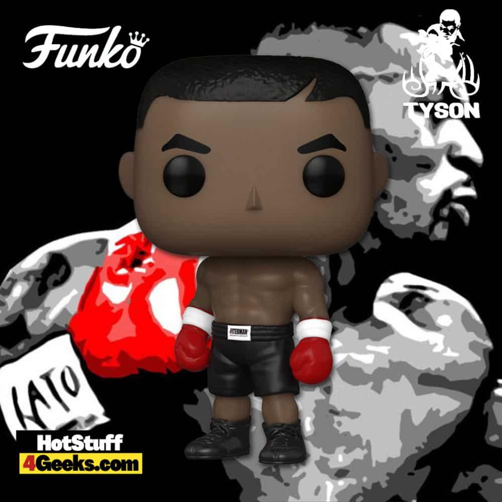 Funko Pop! Boxing - Mike Tyson Funko Pop! Vinyl Figure