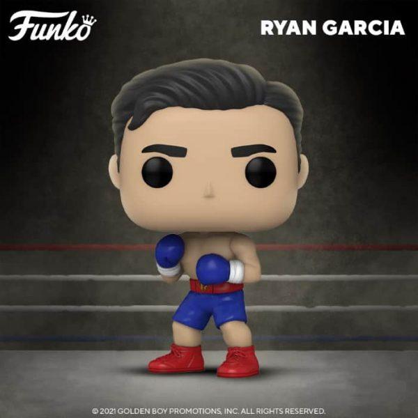 Funko Pop! Boxing - Ryan Garcia Funko Pop! Vinyl Figure