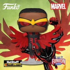 Funko Pop! Marvel: Falcon Funko Pop! Vinyl Figure Virtual FunKon 2021 - Target Shared Exclusive