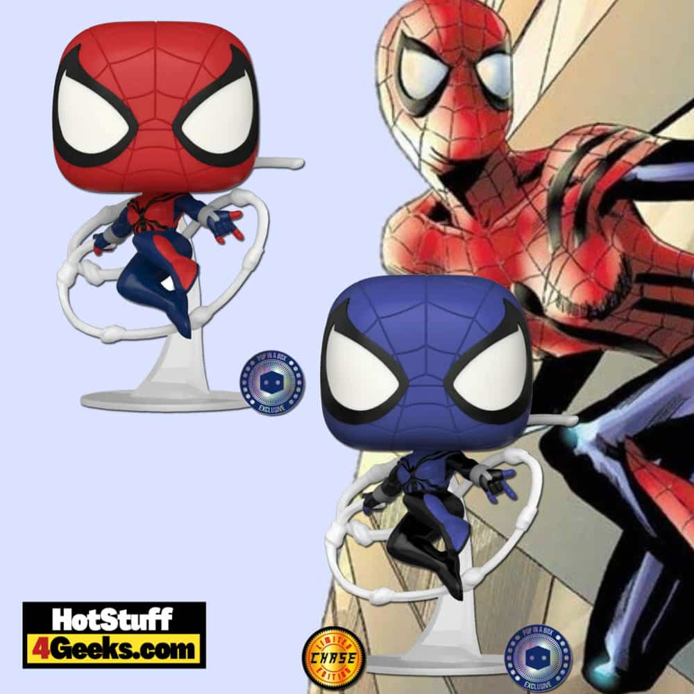 Funko Pop! Marvel: Spider-Girl With Chase Funko Pop! Vinyl Figure - Pop-In-A-Box (PIAB) Exclusive