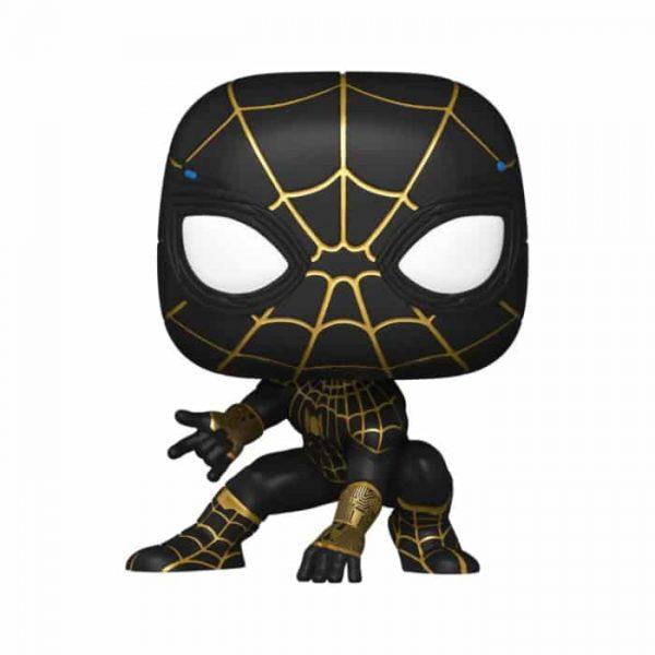 Funko Pop! Marvel - Spider-Man No Way Home - Spider-Man Black and Gold Suit Funko Pop! Vinyl Figure