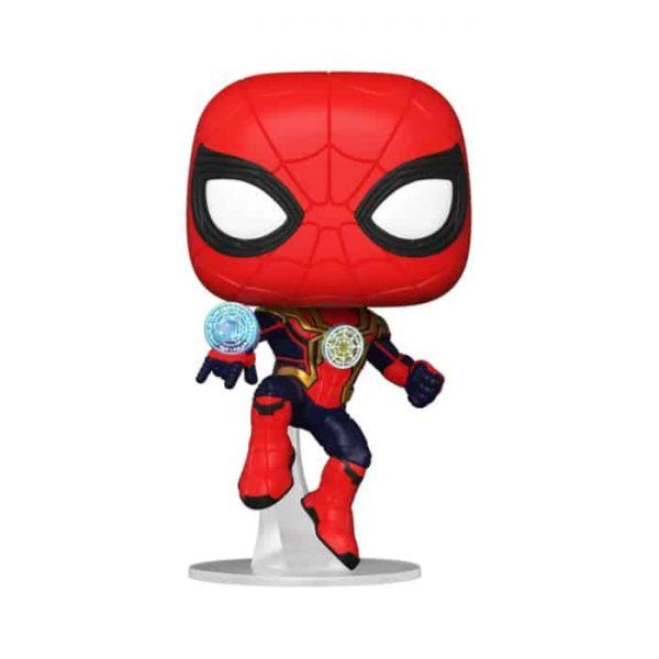 Funko Pop! Marvel - Spider-Man No Way Home - Spider-Man Integrated Suit Funko Pop! Vinyl Figure