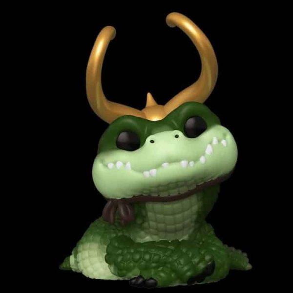 Funko Pop! Marvel Studios: Loki - Alligator Loki Funko Pop! Vinyl Figure - Hot Topic Exclusive