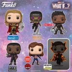 What If…? Funko Pops