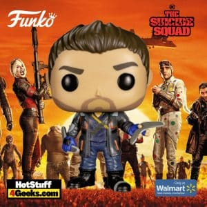 Funko Pop! Movies: The Suicide Squad - Captain Boomerang Funko Pop! Vinyl Figure (2021 Release) - Walmart Exclusive