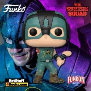 Funko Pop! Movies: The Suicide Squad - T.D.K. The Detachable Kid Funko Pop! Vinyl Figure Virtual FunKon 2021 - Hot Topic Shared Exclusive
