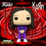 Funko Pop! Rocks Korn - Jonathan Davis Funko Pop! Vinyl Figure