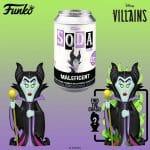 Funko Vinyl Soda Disney Villains - Maleficent Vinyl Soda Figure