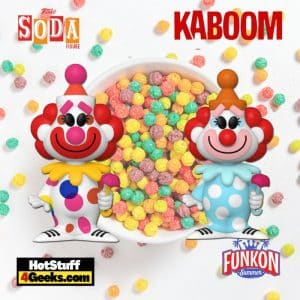 Funko Vinyl Soda Kaboom Cereal Vinyl Soda Figure