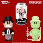 Funko Vinyl Soda Monopoly - Mr. Monopoly Vinyl Soda Figure