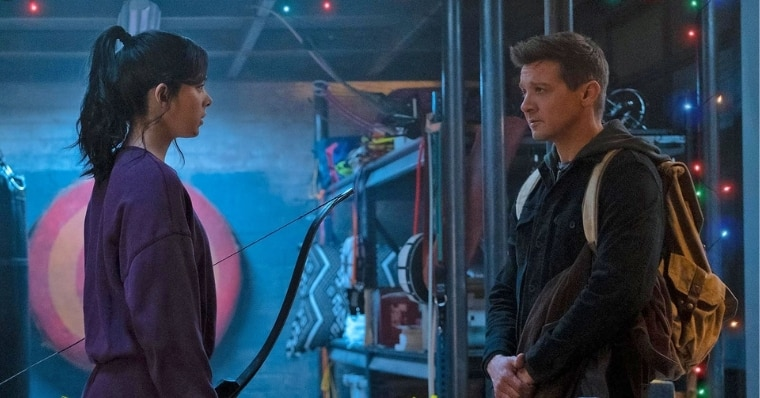 Hawkeye Jeremy Renner Shares New Details About Kate Bishop's Debut