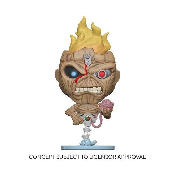 Iron Maiden Eddie Seventh Son of Seventh Son Funko Pop! Vinyl Figure
