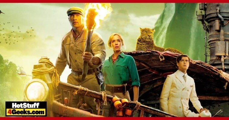 Jungle Cruise 2 A Sequel is Already Being Considered by Disney