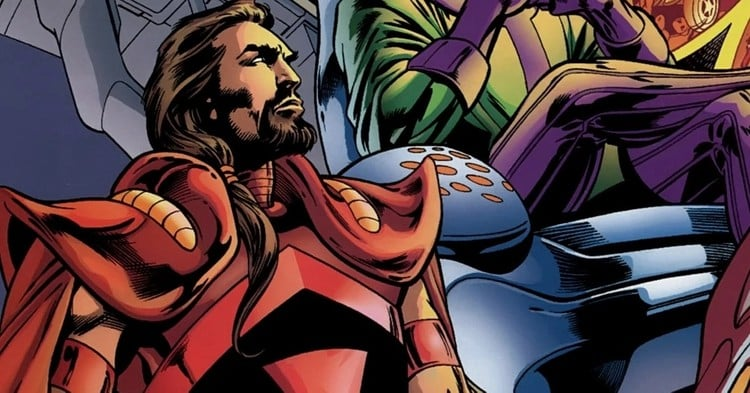 Kang The Conqueror The Story Behind the Villain - Scarlet Centurion