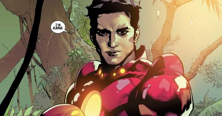 Kang The Conqueror: The Story Behind the Villain - Iron Boy: Kang's Origin