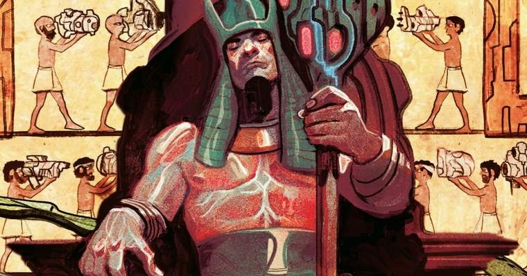 Kang The Conqueror: The Story Behind the Villain - The Tyrannical Rama-Tut