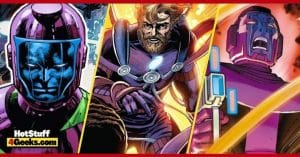 Kang The Conqueror The Story Behind the Villain