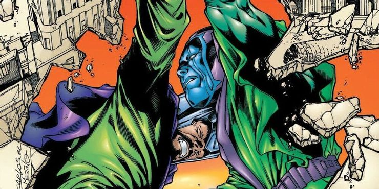 Kang The Conqueror in Loki Series Explained - Kang the Conqueror in the comics