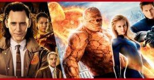 Loki The Last Episode Had Fantastic Four Easter Egg Find More