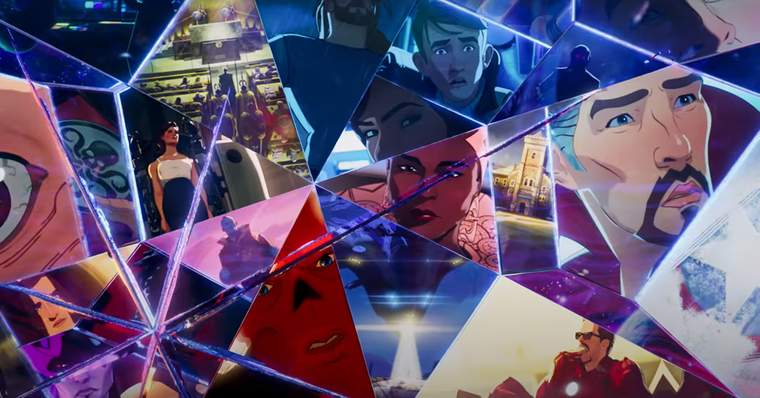 Marvel WHAT IF...? 27 Things to Notice In The Official Trailer - #26 - Stained-Glass Window