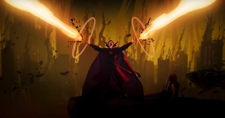 Marvel WHAT IF...? 27 Things to Notice In The Official Trailer - #11 - Doctor Strange Out of Control?