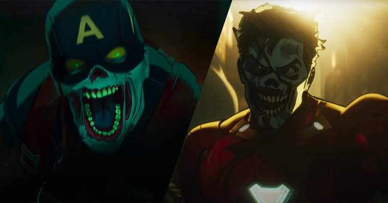 Marvel WHAT IF...? 27 Things to Notice In The Official Trailer - #16 - Zombies