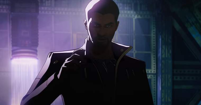 Marvel WHAT IF...? 27 Things to Notice In The Official Trailer - #4 - T'Challa as Starlord