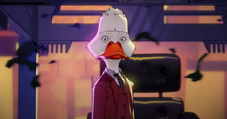 Marvel WHAT IF...? 27 Things to Notice In The Official Trailer - #8 - Howard The Duck