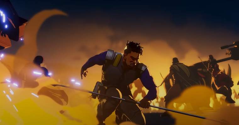 Marvel WHAT IF...? 27 Things to Notice In The Official Trailer - #10 - Killmonger Fighting for Wakanda?