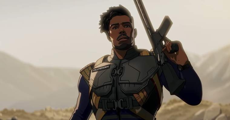Marvel WHAT IF...? 27 Things to Notice In The Official Trailer - #1 - Killmonger hero?