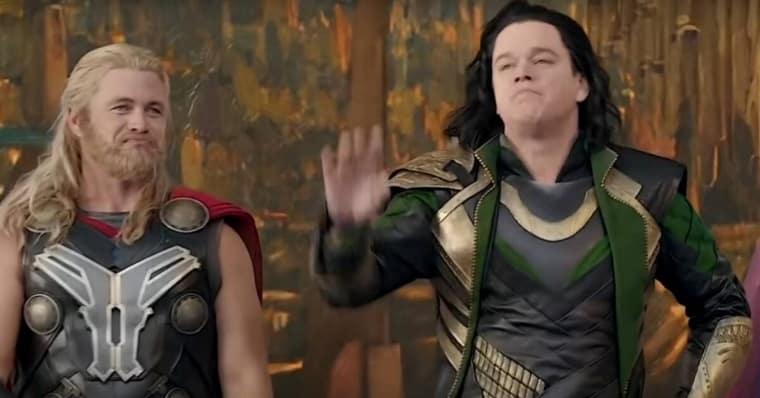 Matt Damon Confirms His Fake Loki in Thor Love and Thunder