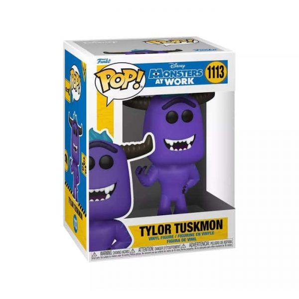 Monster's Inc. Monster's at Work Tylor Tuskmon Funko Pop! Vinyl Figure