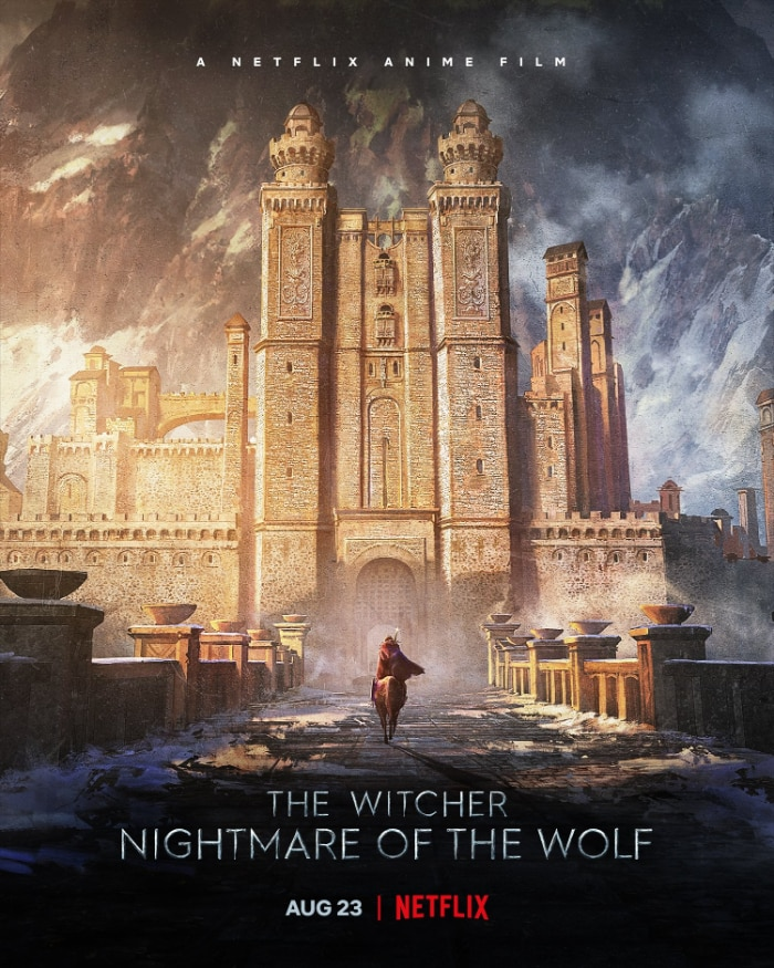 Nightmare of The Wolf poster
