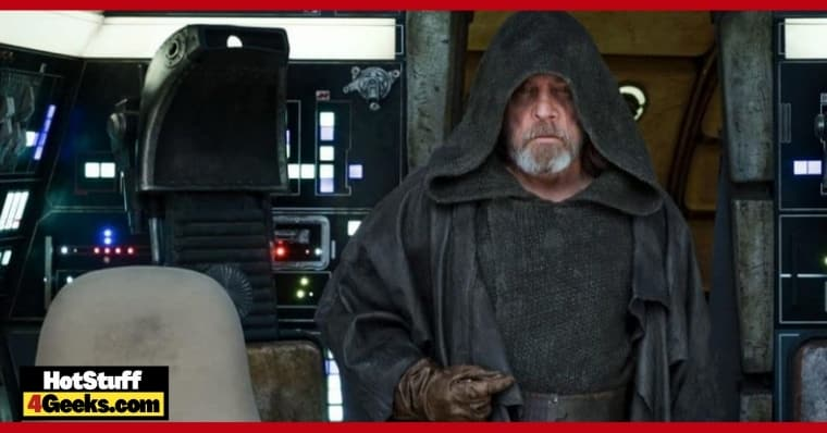 Star Wars: Mark Hamill Has Been in Every Star Wars Film Since 2015