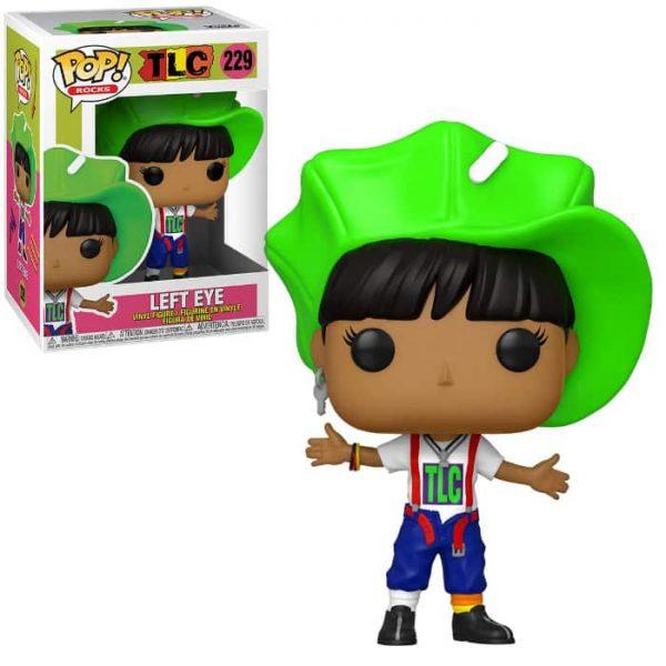 TLC Left-Eye Funko Pop! Vinyl Figure