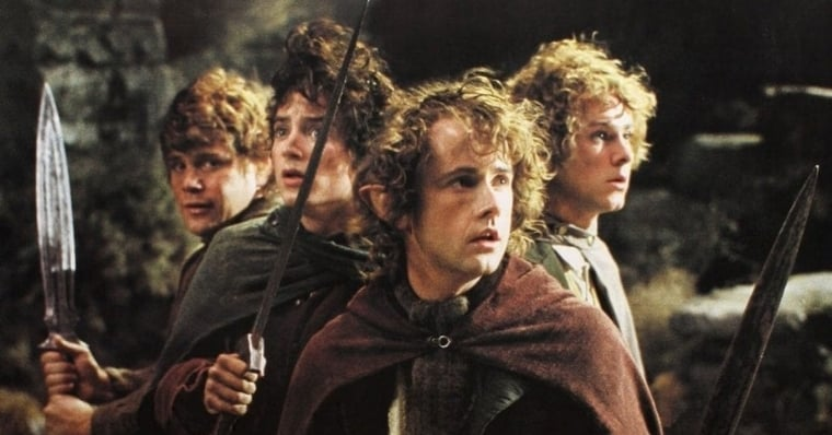 The Lord of the Rings One of the Hobbits Almost Died at The End
