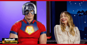 The Suicide Squad Margot Robbie's Bizarre History With John Cena