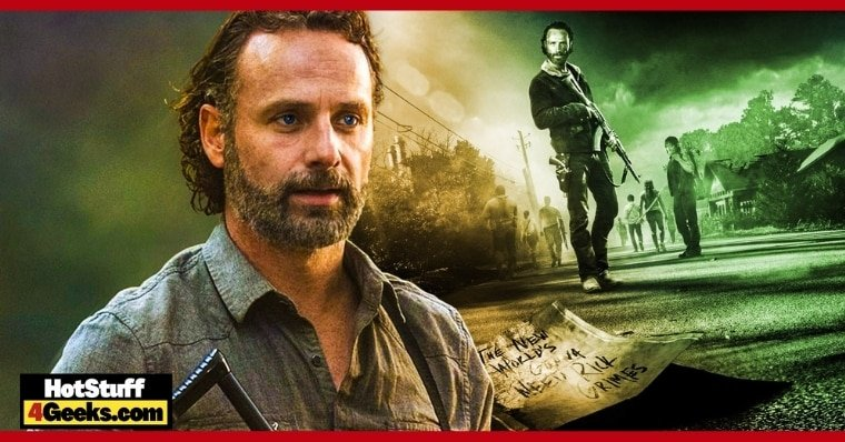 The Walking Dead Movie Teaser Released 2 Years Ago and Still Nothing Until Today