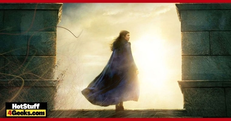 The Wheel of Time Amazon Reveals Poster and Premiere Date