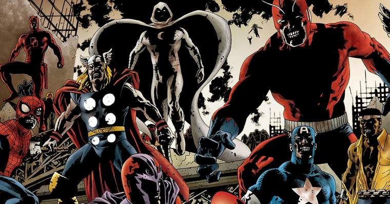 WHAT IF...? The Marvel Comics That Inspired the Animated Series - Concept