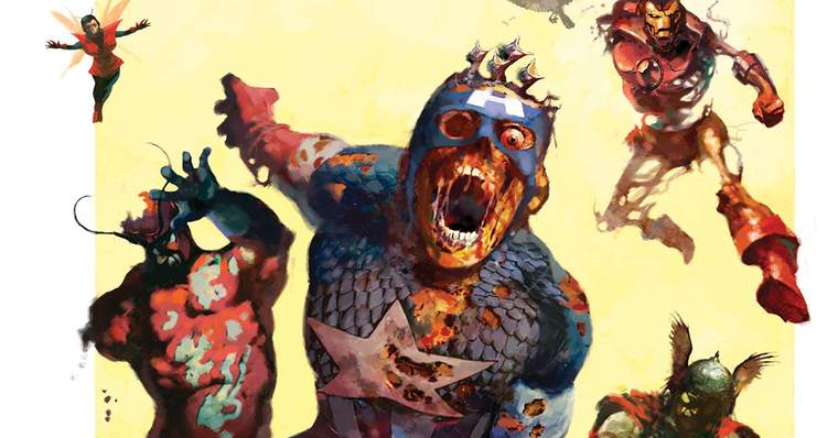 WHAT IF...? The Marvel Comics That Inspired the Animated Series - Characters