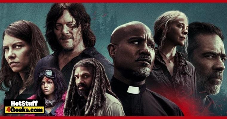 Watch! The Walking Dead Season 11 Trailer Released Today!