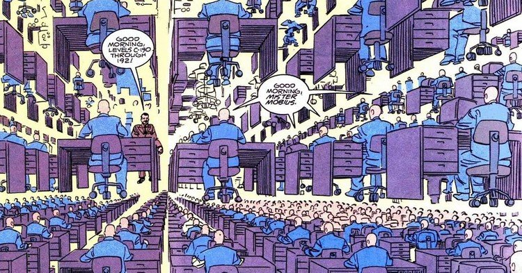 Who is Mobius M. Mobius The VTA Agent in Comics Explained - Who is Mobius M. Mobius in the Comics?
