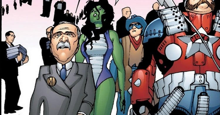 Who is Mobius M. Mobius The VTA Agent in Comics Explained - Mobius M. Mobius Aditional Appearances