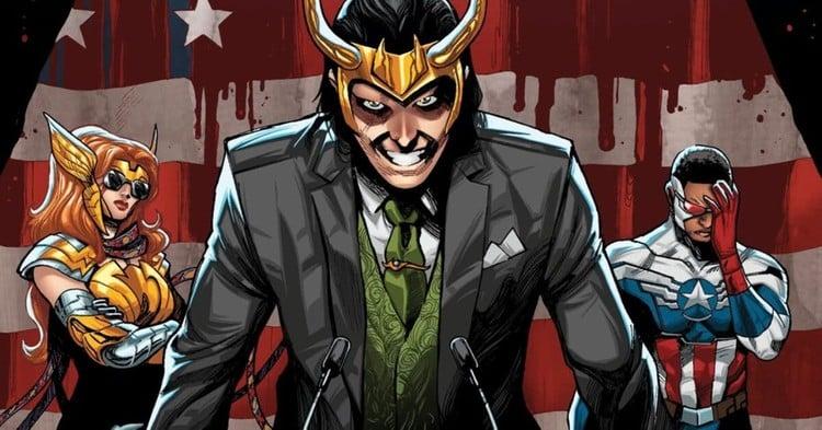 Who is President Loki Meet VOTE LOKI Comic Series - The Loki Miniseries