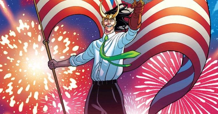 Who is President Loki Meet VOTE LOKI Comic Series - How Does it End?
