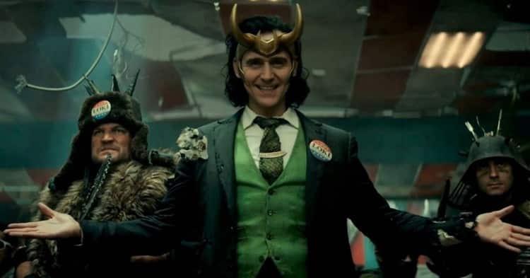 Who is President Loki Meet VOTE LOKI Comic Series - Adaptation?