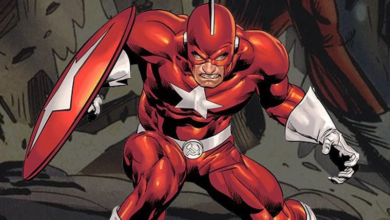 Who is Red Guardian?