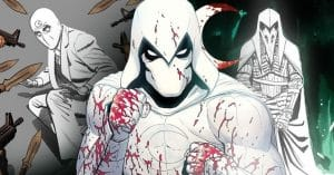 Who is The Moon Knight Meet The Hero From Marvel Comics