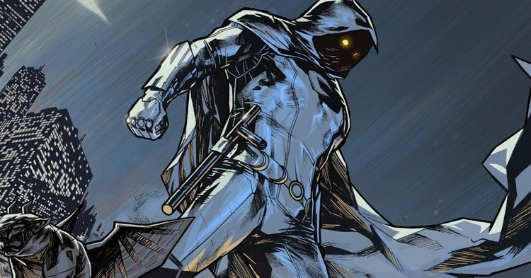 Who is The Moon Knight Meet The Hero From Marvel Comics - Moon Knight First Appearance and Origins